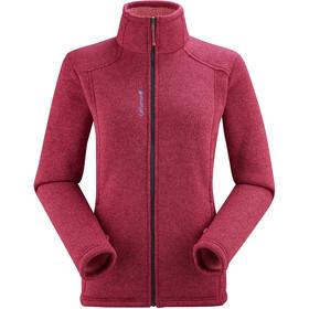 Lafuma Cali Full-Zip Jacket Women, rojo